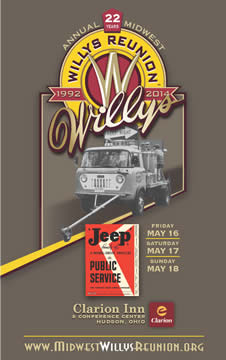 22nd Annual Midwest Willys Reunion