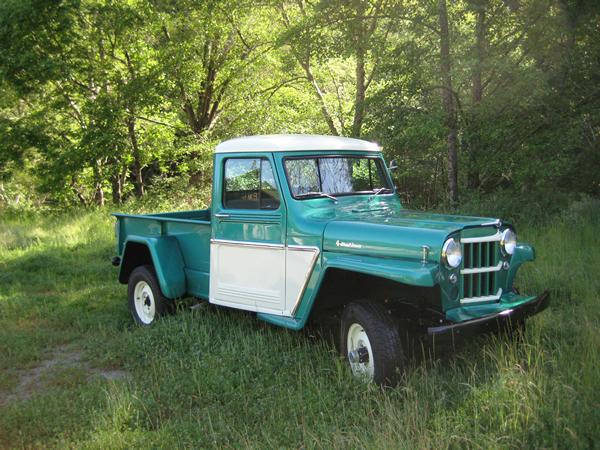 Texas Truck Sales >> Willys America ~ Willys America Jeep Restorations, Sales ...